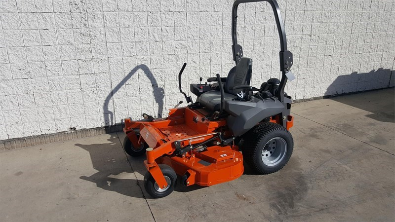 2017 Husqvarna PZT54 Zero Turn Mower For Sale