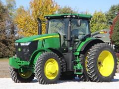 Tractor For Sale 2016 John Deere 7210R , 210 HP