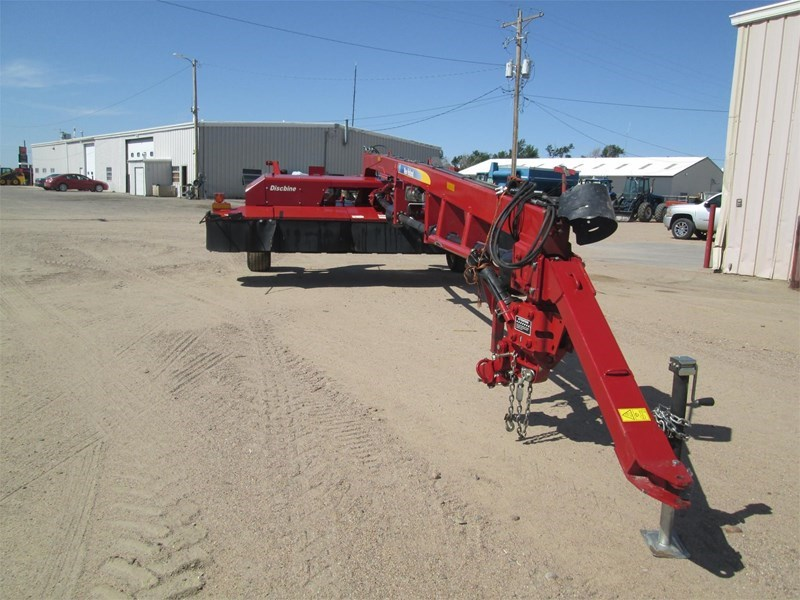 2012 New Holland H7460 Mower Conditioner For Sale