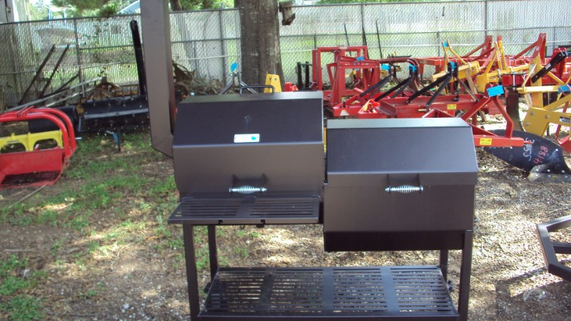 "Other Heavy duty 24""x20"" BBQ pit w/ fire box Misc. Sport/Utility For Sale"