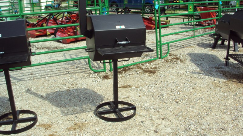 "Other New 24""X20"" BBQ pit on a pedestal Misc. Sport/Utility For Sale"