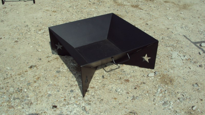 Other Heavy Duty Texas modern fire pit Misc. Sport/Utility For Sale