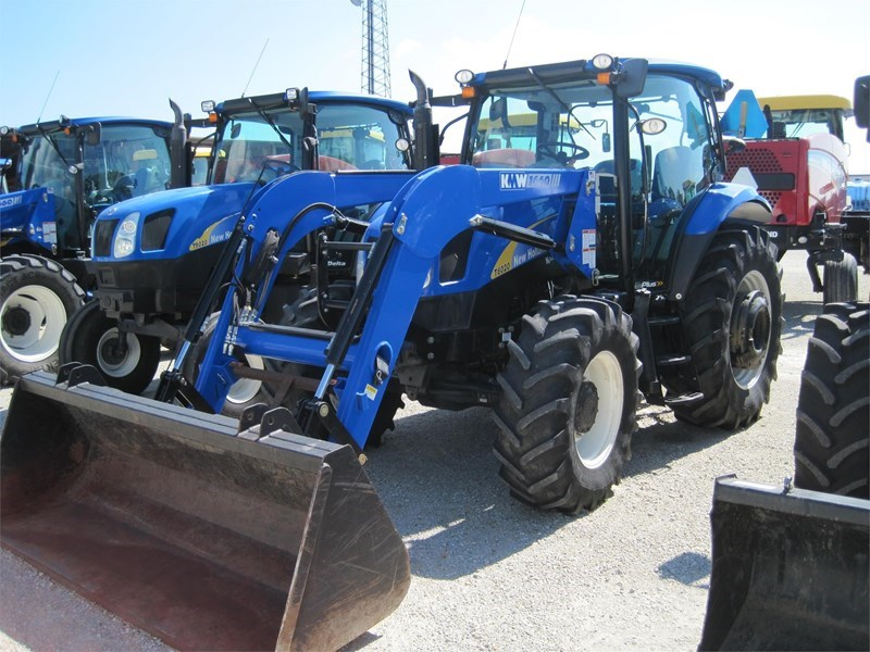 2012 New Holland T6020 Tractor For Sale