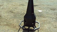 Misc. Sport/Utility For Sale:  Other Heavy duty Chiminea w/ Texas theme