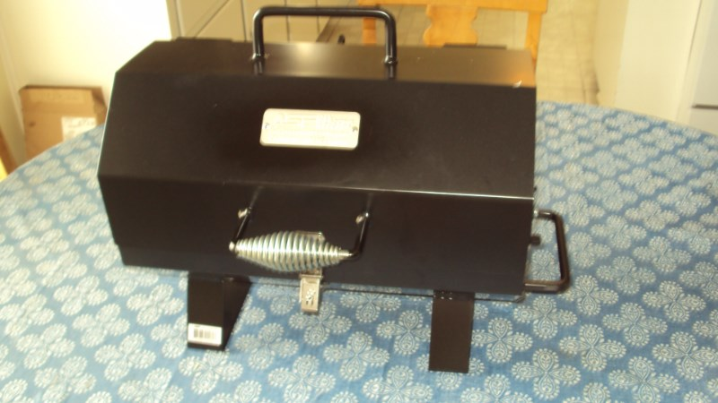 Other Heavy duty table top BBQ pit Misc. Sport/Utility For Sale