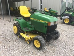 Riding Mower For Sale:  1999 John Deere 425 , 20 HP