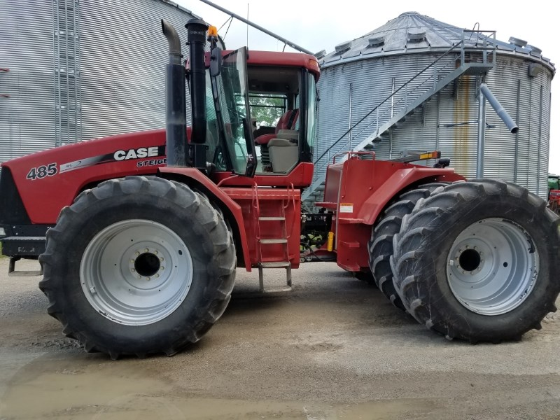 2010 Case IH STEIGER 485 Tractor For Sale