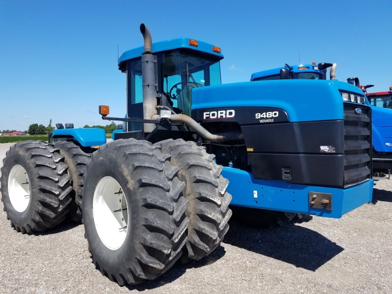 1994 Ford New Holland 9480 Tractor For Sale
