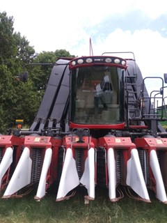 Cotton Picker For Sale:  2011 Case IH CPX620