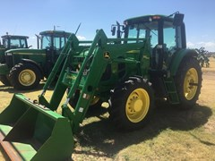 Tractor For Sale 2010 John Deere 7230 , 110 HP