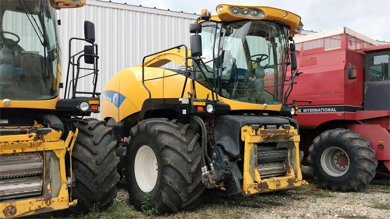 2012 New Holland FR9060 Forage Harvester-Self Propelled For Sale