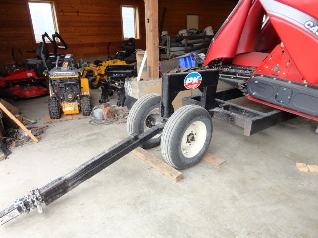 PK Mfg 30HT Header Trailer For Sale