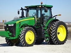 Tractor For Sale 2017 John Deere 8270R , 270 HP