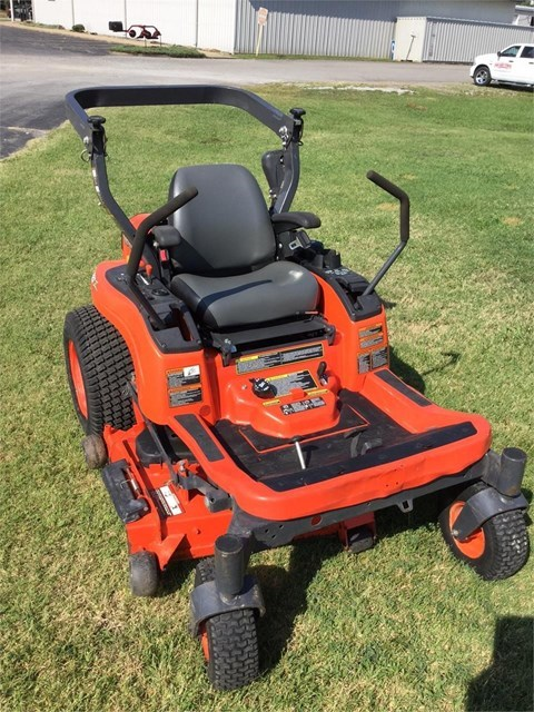 2011 Kubota ZG222A-48 Zero Turn Mower For Sale