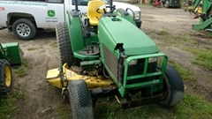 Tractor For Sale 2000 John Deere 4700 , 41 HP