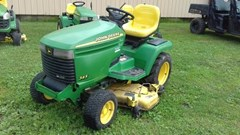 Riding Mower For Sale 2001 John Deere 345 , 20 HP