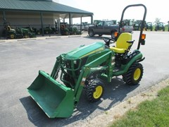 Tractor For Sale:  2015 John Deere 1025R , 25 HP