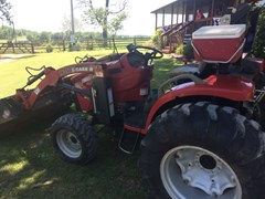 Tractor For Sale 2007 Case IH DX35 , 35 HP