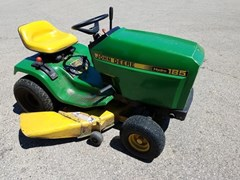 Riding Mower For Sale 1996 John Deere 185