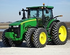 Tractor For Sale 2017 John Deere 8370R-IVT31 , 370 HP