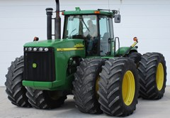 Tractor For Sale 2005 John Deere 9420 , 425 HP