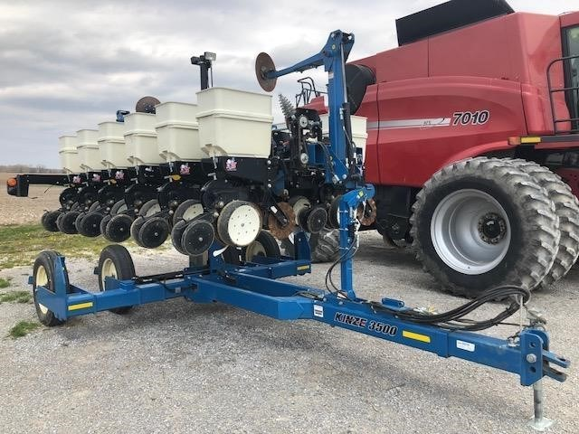 2011 Kinze 3500 Planter For Sale