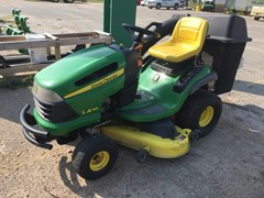 Riding Mower For Sale 2010 John Deere LA155 , 23 HP