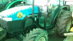 Tractor For Sale 2003 New Holland TN75D , 75 HP