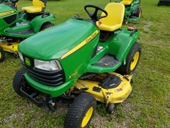 Riding Mower For Sale 2010 John Deere X744 , 24 HP