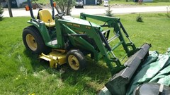 Tractor For Sale 1999 John Deere 4300 , 32 HP