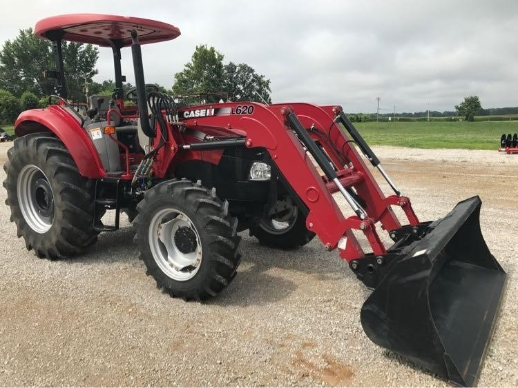 2013 Case IH FARMALL 105C Tractor For Sale