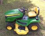 Riding Mower For Sale: 2014 John Deere X320, 22 HP