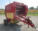 Baler-Round For Sale: 1985 New Holland 848