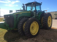 Tractor For Sale 2007 John Deere 8530 , 275 HP