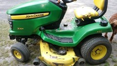 Riding Mower For Sale 2006 John Deere X324 , 22 HP