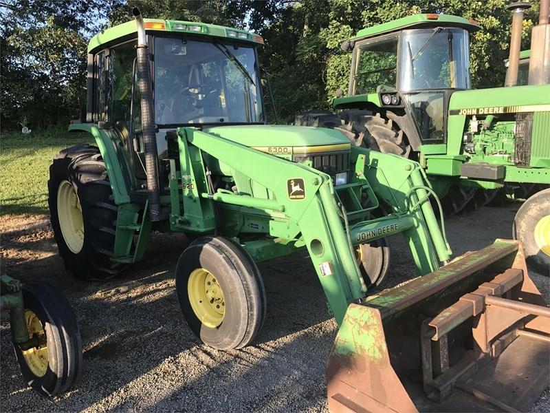 1997 John Deere 6300 Tractor For Sale