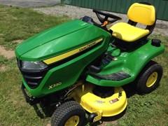 Riding Mower For Sale 2017 John Deere X330 , 20 HP