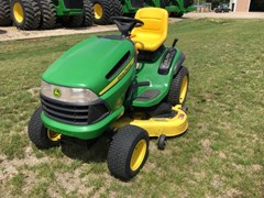 Riding Mower For Sale:  2006 John Deere 145 , 22 HP