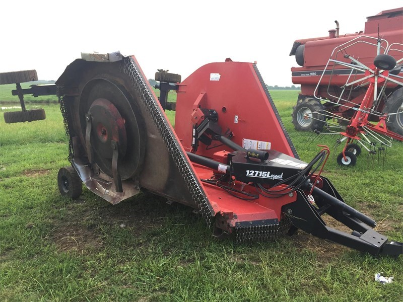 Bush Hog 12715L Rotary Cutter For Sale