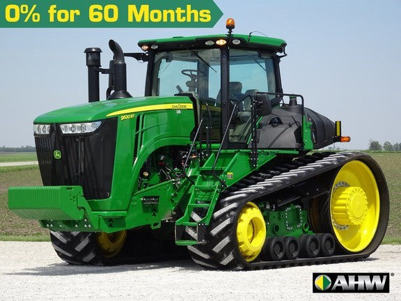 2017 John Deere 9520RT Tractor For Sale