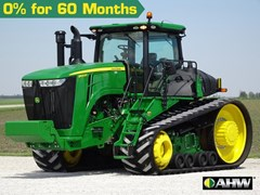 Tractor For Sale 2017 John Deere 9520RT , 520 HP