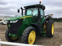 Tractor For Sale:  2012 John Deere 7230R , 230 HP