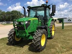 Tractor For Sale:  2015 John Deere 6110R , 110 HP