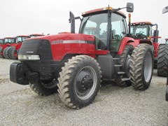 Tractor For Sale 2005 Case IH MX210 , 210 HP