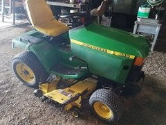 Riding Mower For Sale:  2000 John Deere 445 , 22 HP