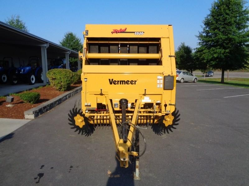 2013 Vermeer 5520 Rebel Baler-Round For Sale