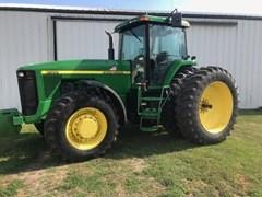 Tractor For Sale:  1999 John Deere 8100 , 160 HP