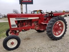 Tractor For Sale 1973 IH 666 , 68 HP