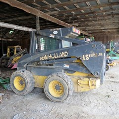 Skid Steer For Sale 2004 New Holland LS185B