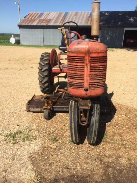 1943 Farmall B Tractor For Sale